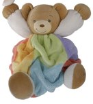 Kaloo Patchwork Bear - Regular $42.00 Sale $33.60